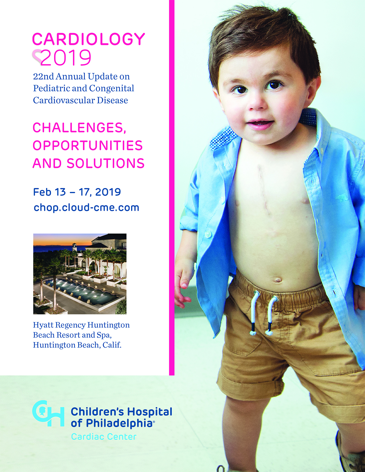 Cardiology 2019: Annual Update on Pediatric and Congenital Cardiovascular Disease Banner