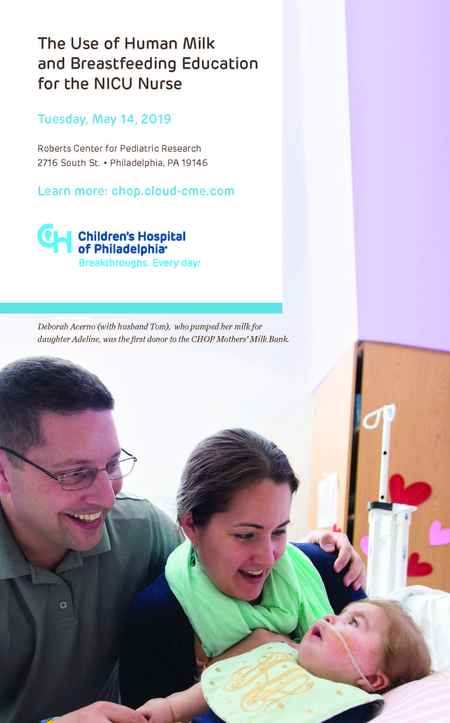 Use of Human Milk and Breastfeeding Education for the NICU Nurse Banner