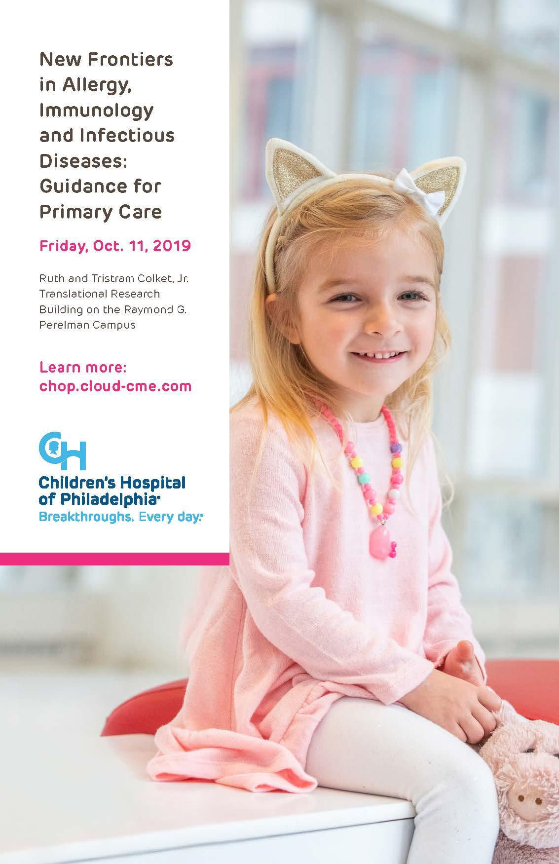 Children's Hospital of Philadelphia Continuing Medical Education