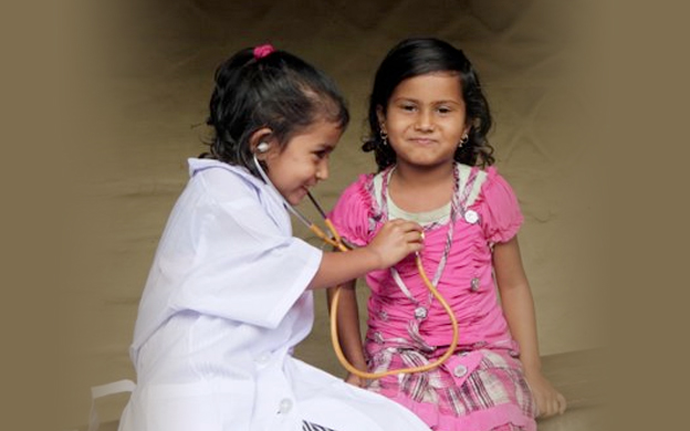 Tackling Pediatric Infections in Low-Resource Settings Banner