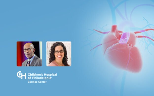 Improving Outcomes for Infants with Congenital Heart Disease Banner